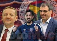 Fenerbahçe'den Başakşehir'e İrfan Can piyangosu! Çifte takas ve para... Son dakika transfer haberleri