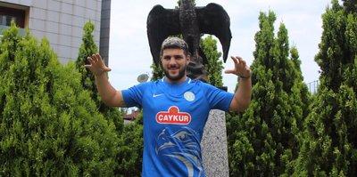 Çaykur Rizespor El Kabir'i kadrosuna kattı