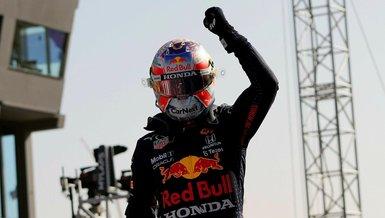 Formula 1 Hollanda Grand Prix'sinde pole pozisyonu Max Verstappen'in