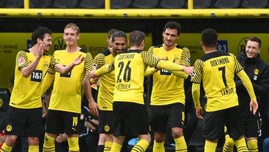 Borussia Dortmund 3-1 Bayer Leverkusen | MAÇ SONUCU