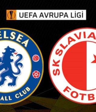 Chelsea - Slavia Prag maçı ne zaman saat kaçta hangi kanalda? | Muhtemel 11'ler