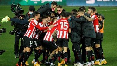 Real Madrid Athletic Bilbao 1-2 (MAÇ SONUCU - ÖZET)
