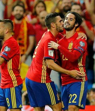 İspanya Dünya Kupası kadrosunu açıkladı