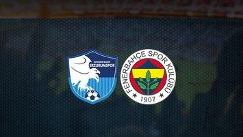 BB Erzurumspor-F.Bahçe maçı saat kaçta ve hangi kanalda?