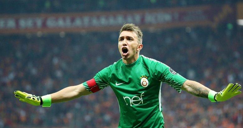 Galatasaray'da Muslera yuvadan uçuyor! Çılgın teklif