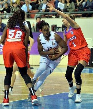 Çukurova Basketbol 74-50 BOTAŞ | MAÇ SONUCU