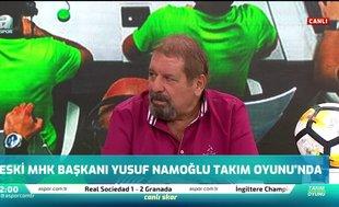Erman Toroğlu sordu Yusuf Namoğlu cevapladı! İşte istifanın perde arkası
