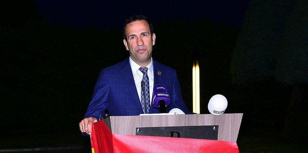 Malatya Başkanı Gevrek'in acı günü - Futbol -