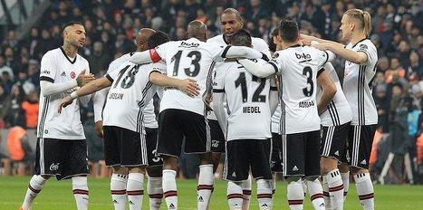 Besiktas beat Fenerbahce 3-1