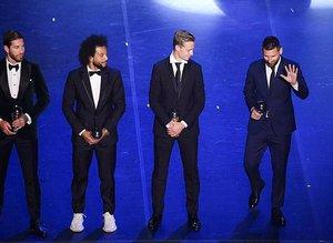 FIFA ödül töreninde Şenol Güneş ve Emre Belözoğlu'nun kullandığı oylar belli oldu!