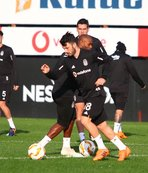 Beşiktaş'ta Genk mesaisi başladı