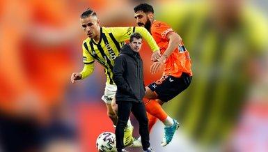 Başakşehir Fenerbahçe: 1-2 | MAÇ ÖZETİ