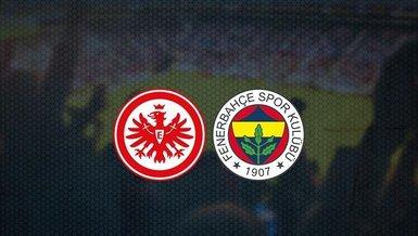 Frankfurt - Fenerbahçe maçı hangi kanalda? | UEFA Avrupa Ligi (FB haberi)