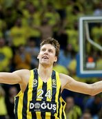 Jan Vesely, EuroLeague'in en iyi beşine seçildi