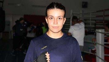Milli boksör Aycan Güldağı Sırbistan'da finale yükseldi