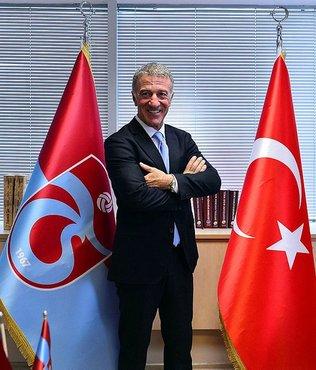 Trabzonspor Başkanı Ahmet Ağaoğlu yeniden aday