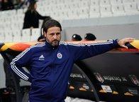 Beşiktaş tribünlerine çirkin hareket! Maç sonu...