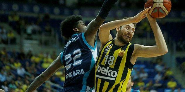 Fenerbahçe Beko 82-72 | MAÇ SONUCU (ÖZET)