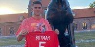 Lille Hollandalı defans Sven Botman'ın transferini resmen açıkladı!