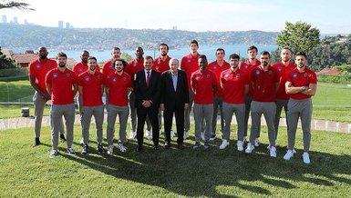 Efes'ten Erdoğan'a ziyaret