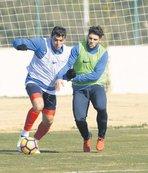 El Kabir attığı gollerle göz doldurdu