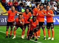 Sezonun ilk yarılarına Medipol Başakşehir damgası