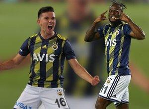 Fenerbahçe'de flaş Ferdi ve Moses gelişmesi! Ocak ayında...
