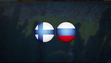 Finlandiya - Rusya EURO 2020 maçı ne zaman? Saat kaçta ve hangi kanalda canlı yayınlanacak? | EURO 2020 Avrupa Şampiyonası