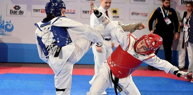 Taekwondoculardan 13 madalya