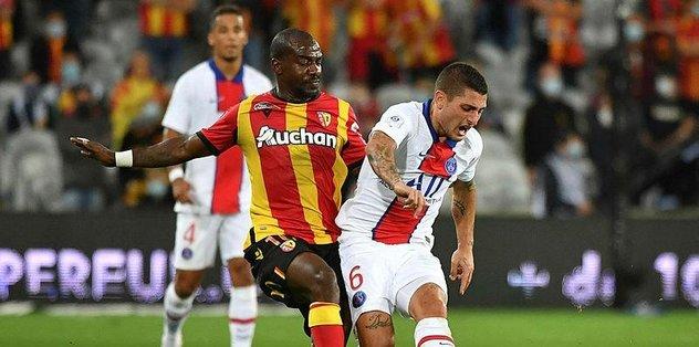 Lens 1-0 PSG   MAÇ SONUCU - Fransa Ligue 1 -