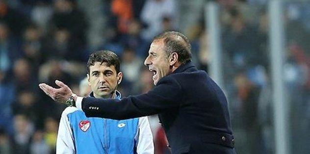"""Abdullah Avcı: """"Arda'nın golü oyuna dönmemizi sağladı"""""""