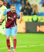Burak Yılmaz'dan Trabzonspor'a cevap!