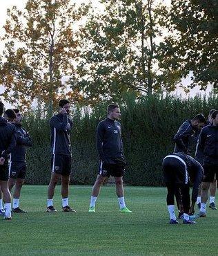 Kayserispor Sivasspor maçı hazırlıklarına başladı