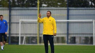 Ankaragücü'nde Fuat Çapa'dan açıklama: Galatasaray'a karşı 10 oyuncumuz olmayacak