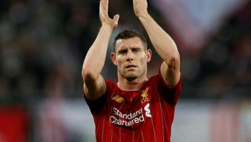 Liverpool'da Milner'ın sözleşmesi uzatıldı
