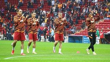 Galatasaray Moskova'ya uçuyor! Kafilede 5 eksik