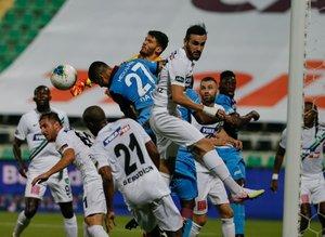 Denizlispor - Trabzonspor maçından kareler...