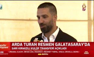 """""""Galatasaray'ın evladı Arda'yı herkese göstereceğim"""""""
