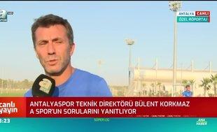 Bülent Korkmaz'dan yabancı sınırı açıklaması