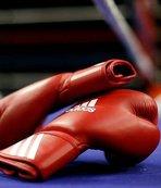 Rize'de boks heyecanı