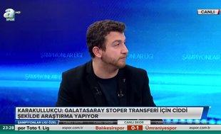 Galatasaray, genç yetenek Haland'ı elinden nasıl kaçırdı? Uğur Karakullukçu açıkladı