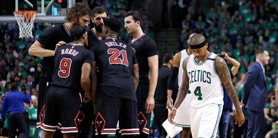 Celtics saha avantajını kaybetti