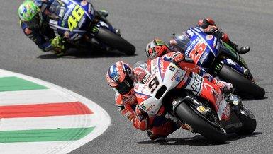 Son dakika spor haberi: MotoGP'de Tayland Grand Prix'sine corona virüsü engeli!