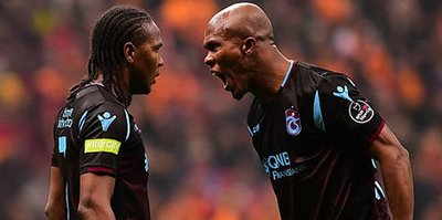 Trabzonspor'un muhteşem ikilisi