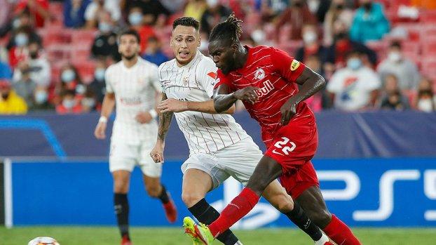 Sevilla - Salzburg: 1-1   MAÇ SONUCU - ÖZET