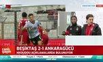 N'Koudou: Galatasaray derbisine kazanmak için gideceğiz