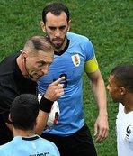 Fransa-Hırvatistan finalini Pitana yönetecek