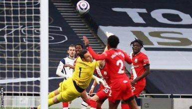 Tottenham-Southampton: 2-1 (MAÇ SONUCU-ÖZET)
