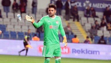 Sivassporlu kaleci Ali Şaşal 1 hafta sahalardan uzak kalacak!