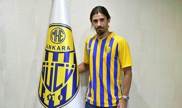 Ankaragücü Pinto ile 3 yıllık sözleşme imzaladı
